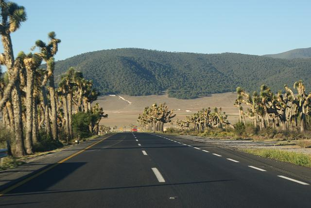 Highway 57 going to Saltillo, Mexico