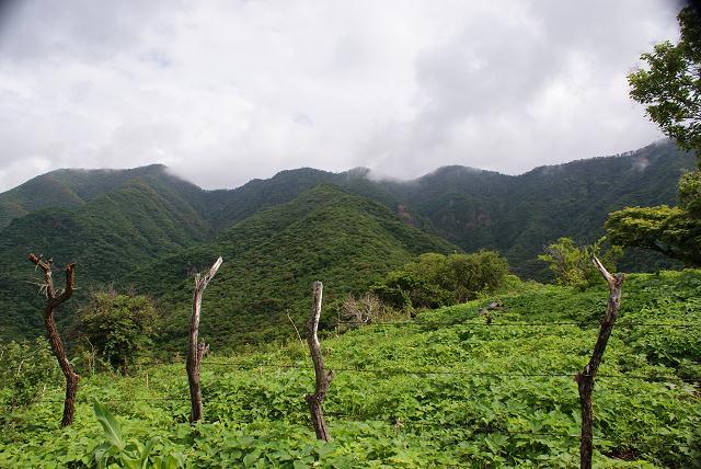climb to La Chupinaya