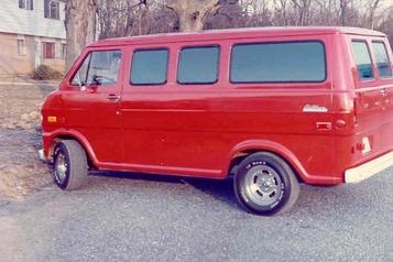 First Van