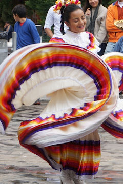 Mazamitla Dancer
